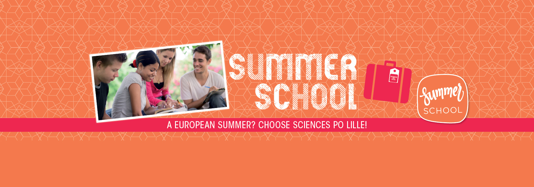 Sciences Po Lille's Summer School