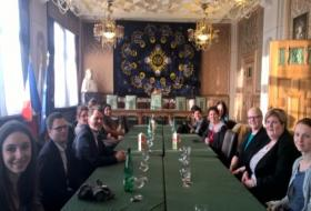 Munster university's visit